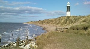 Spurn Point and Kilnsea Wetlands